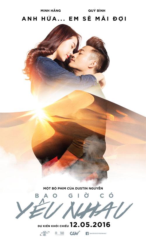 Mlee tình tứ Cường Seven đi xem phim của Dustin Nguyễn-13