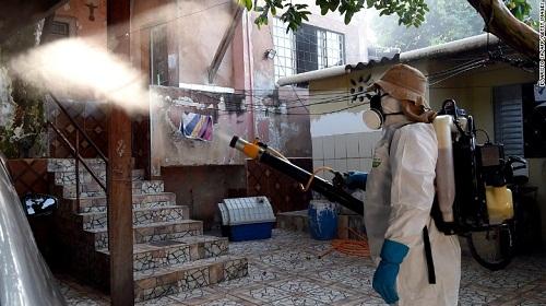 Người Hàn Quốc nhiễm Zika đã làm việc trong trường học ở VN-2
