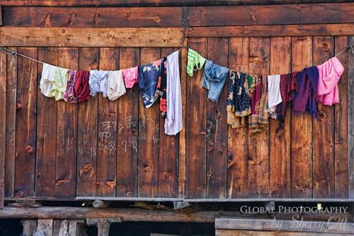 Dạo quanh thế giới ngó cách phơi quần áo-1
