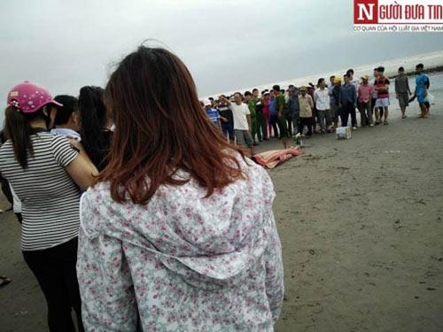 Tìm thấy thi thể 3 học sinh đuối nước ở Nam Định-1