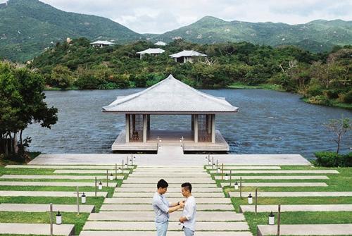 Adrian Anh Tuấn và Sơn Đoàn khoe ảnh kỷ niệm ngày cưới-10