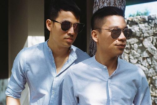 Adrian Anh Tuấn và Sơn Đoàn khoe ảnh kỷ niệm ngày cưới-6