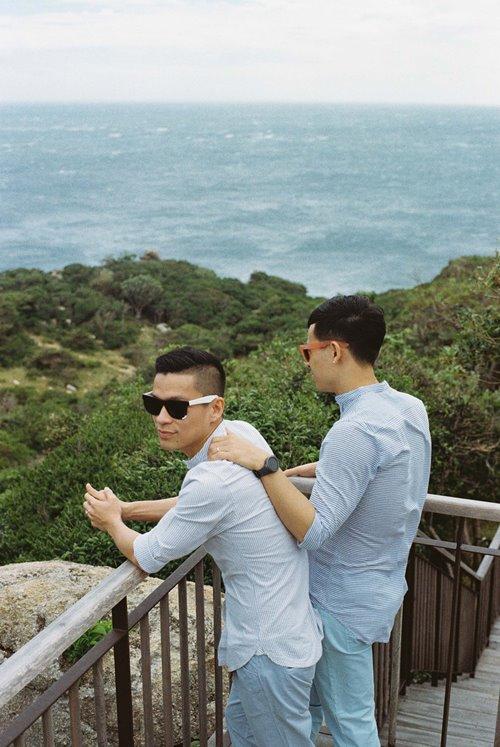 Adrian Anh Tuấn và Sơn Đoàn khoe ảnh kỷ niệm ngày cưới-8