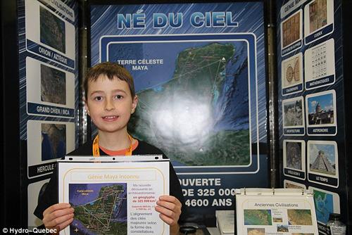 Cậu bé 15 tuổi phát hiện dấu vết thành phố cổ đại Maya-1