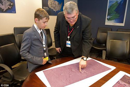 Cậu bé 15 tuổi phát hiện dấu vết thành phố cổ đại Maya-3