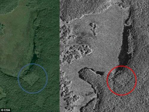 Cậu bé 15 tuổi phát hiện dấu vết thành phố cổ đại Maya-2