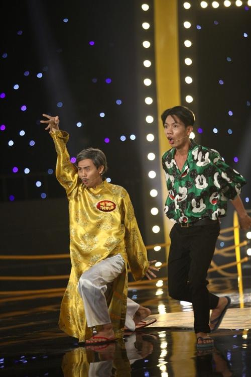'Hậu duệ Trấn Thành' diễn hài khiến giám khảo bất ngờ-1