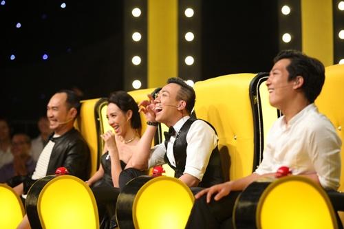 'Hậu duệ Trấn Thành' diễn hài khiến giám khảo bất ngờ-3
