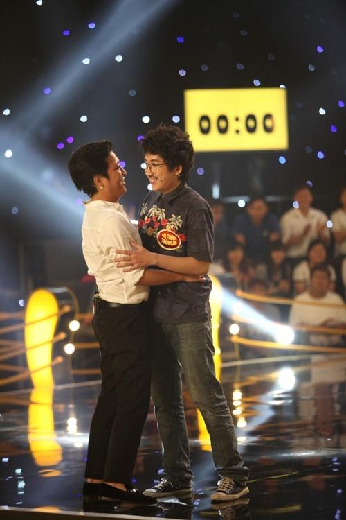 'Hậu duệ Trấn Thành' diễn hài khiến giám khảo bất ngờ-18