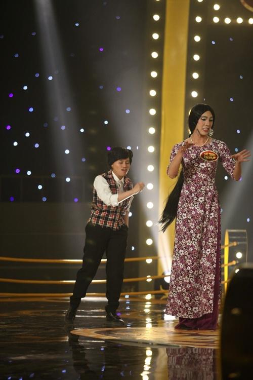 'Hậu duệ Trấn Thành' diễn hài khiến giám khảo bất ngờ-14