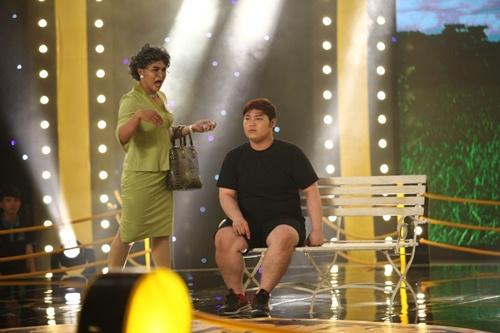 'Hậu duệ Trấn Thành' diễn hài khiến giám khảo bất ngờ-9