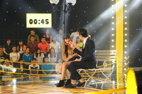 'Hậu duệ Trấn Thành' diễn hài khiến giám khảo bất ngờ-6