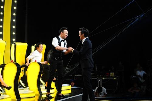 'Hậu duệ Trấn Thành' diễn hài khiến giám khảo bất ngờ-7