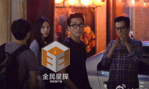 Lưu Diệc Phi - Song Seung Hun tránh mặt nhau-4