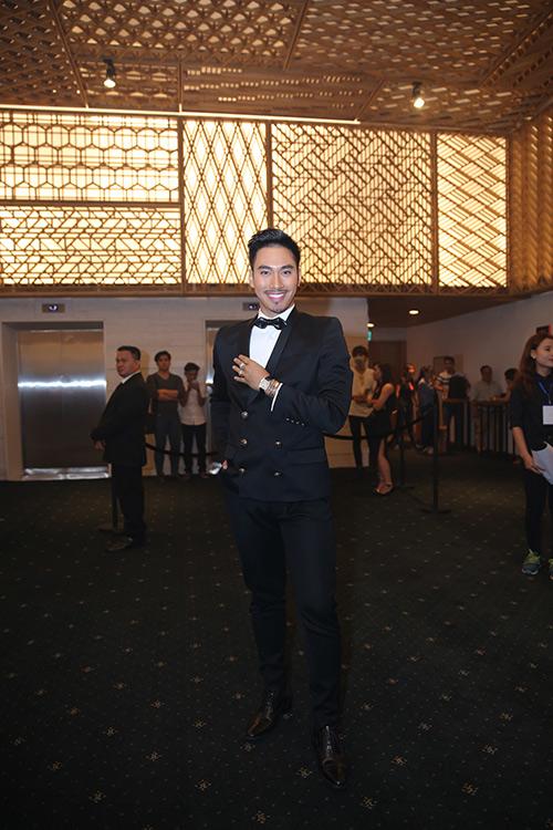 NTK Lý Quí Khánh diện đồ hiệu 2,5 tỷ đi dự sự kiện-2