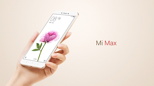 "xiaomi tung man hinh sieu to, pin ""khung"" mi max - 8"