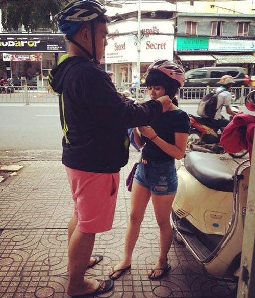 """3 cap doi chung minh nang """"lun"""" the nao cung yeu chang cao - 9"""