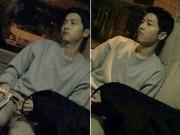 """Làng sao - Showbiz 24/7: Lộ ảnh Song Joong Ki """"oải"""" vì chạy show"""
