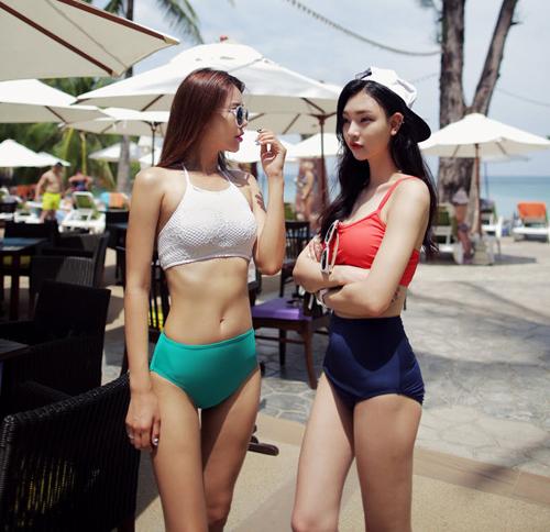 nhung bo bikini kin dao cho nang bot ngai ngung - 14