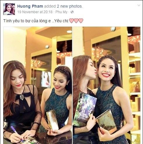 """ha ho """"che nhac"""" tang pham huong xoa bo nghi van """"khong bang long"""" - 4"""