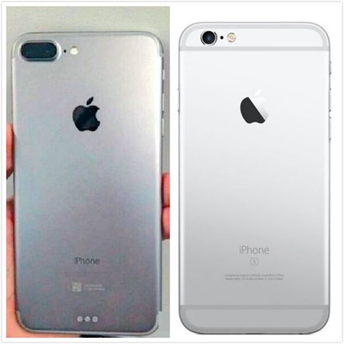 moi phien ban iphone 7 plus se dung camera kep, ram 3 gb - 1