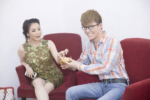 """nathan lee ban ron van quyet toi """"phuc vu"""" ho quynh huong - 10"""