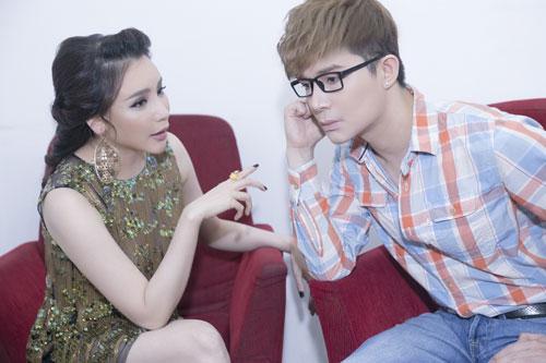 """nathan lee ban ron van quyet toi """"phuc vu"""" ho quynh huong - 3"""