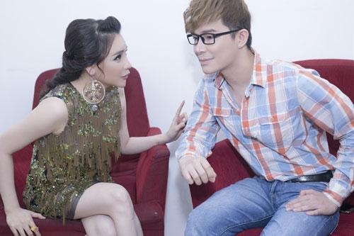 """nathan lee ban ron van quyet toi """"phuc vu"""" ho quynh huong - 4"""