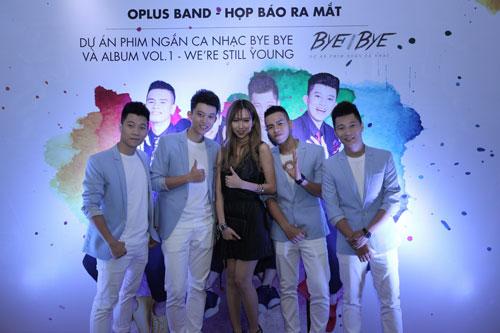 "oplus lam song lai nhung nam thang hoc tro voi mv ""bye bye"" - 6"
