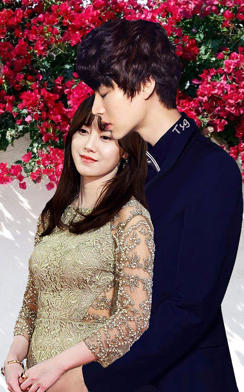"""ahn jae hyun tu thiet ke do cuoi cho nguoi dep """"vuon sao bang"""" - 2"""