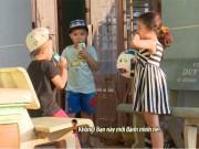 Làm mẹ - Bố ơi mùa 3: Mới tập 2, con Hải Anh và Phạm Anh Khoa đã xung đột