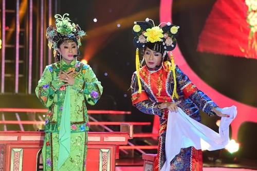 """dong gia hoai linh """"dieu ac"""", bach cong khanh gianh 100 trieu dong - 3"""