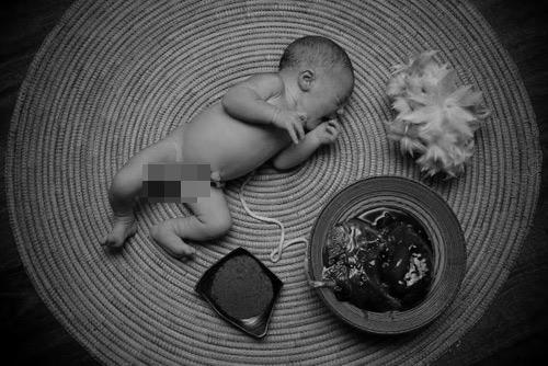 Trào lưu sinh con không cắt dây rốn gây nhiều tranh cãi-6