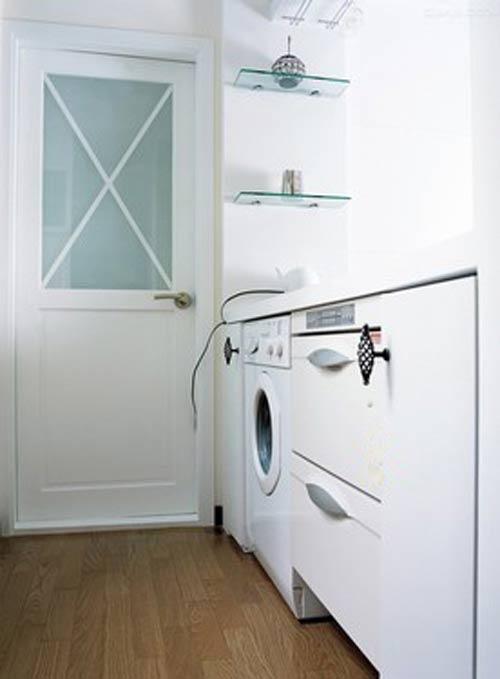 Đặt máy giặt chuẩn phong thủy không phải nhà nào cũng biết-4