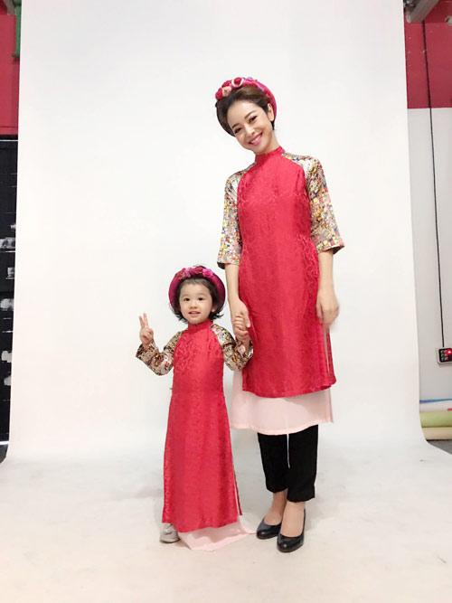 5 cô con gái xinh không kém mẹ của các Hoa hậu Việt-11