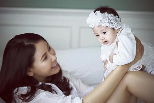 5 cô con gái xinh không kém mẹ của các Hoa hậu Việt-5