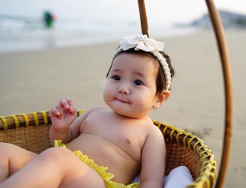 5 cô con gái xinh không kém mẹ của các Hoa hậu Việt-1