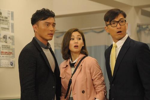 """""""Anh cả"""" TVB trở lại làm Ông trùm giải nghệ-6"""
