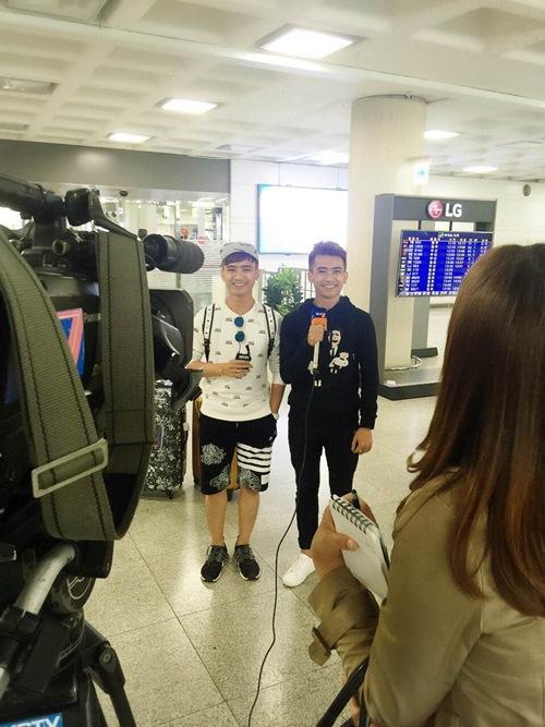 """""""Gà cưng"""" của Thanh Thảo nhận giải thưởng tại Hàn Quốc-7"""