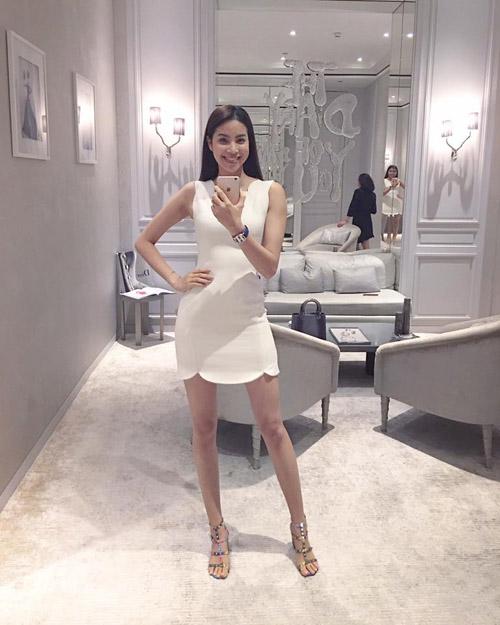 angela phuong trinh, thanh hang kheo chon mau diu mat - 6