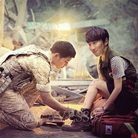 Song Joong Ki chọn bạn thân thay vì Song Hye Kyo-4