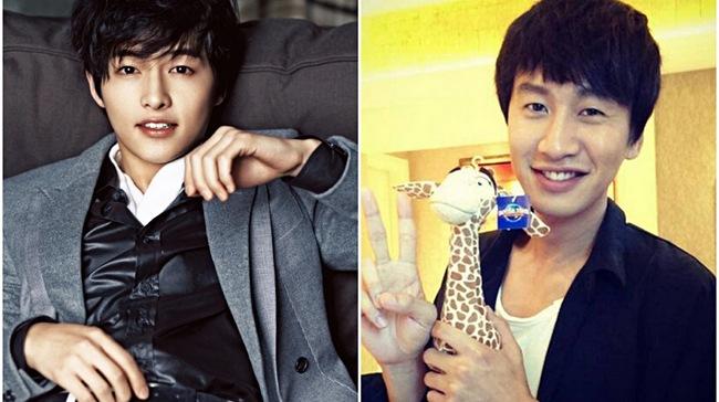 song joong ki chon ban than thay vi song hye kyo - 2