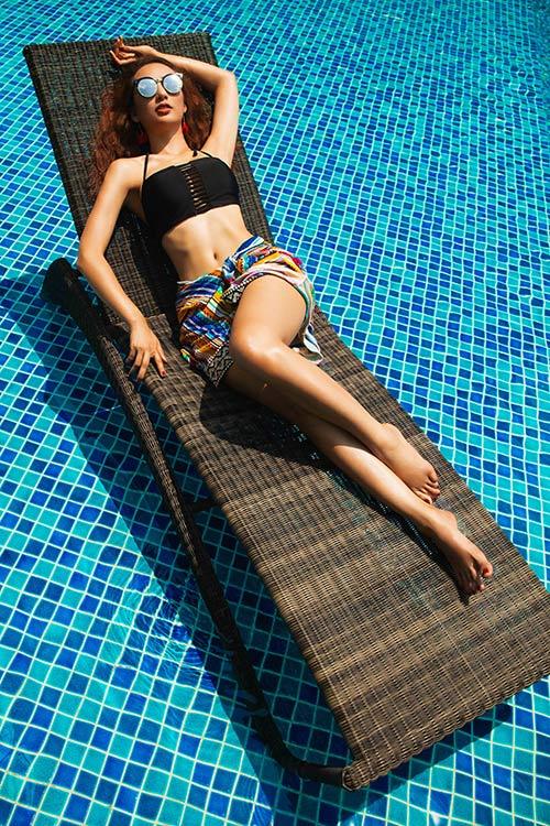HH Ngọc Diễm gợi ý cách chọn bikini sexy với da nâu-6
