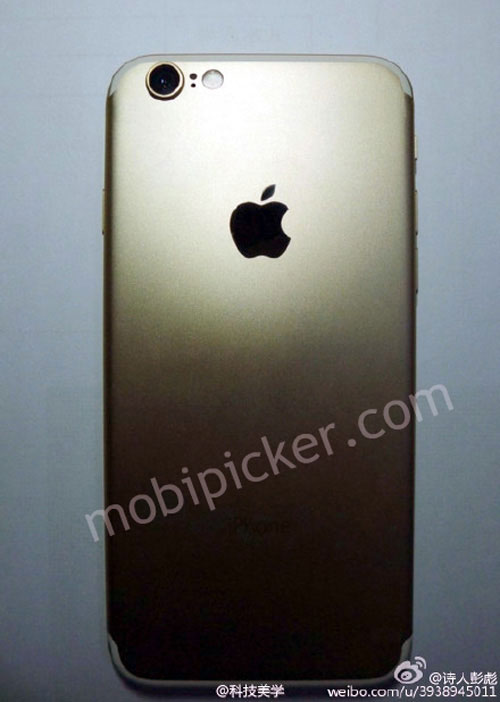 lo iphone 7 ban gold, man hinh 4,7 inch - 1