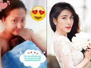 Làm mẹ - Sao Việt khiến dân mạng tranh cãi vì không biết nuôi con