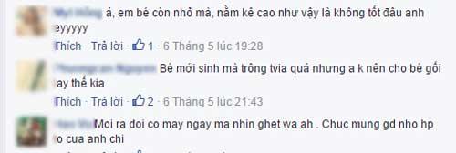 Sao Việt khiến dân mạng tranh cãi vì không biết nuôi con-11