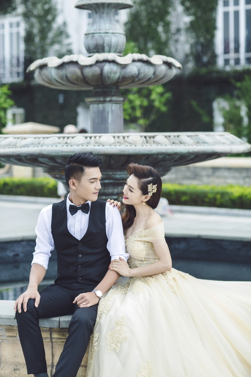 quang tuan - linh phi khoe anh cuoi dam chat co tich - 4