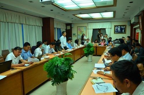 TPHCM công bố nguyên nhân cá chết trắng kênh Nhiêu Lộc-1