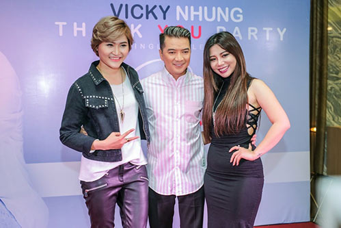 "dam vinh hung duoc hoc tro vicky nhung goi la ""dai ca"" - 5"