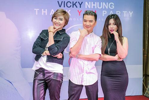 "dam vinh hung duoc hoc tro vicky nhung goi la ""dai ca"" - 6"